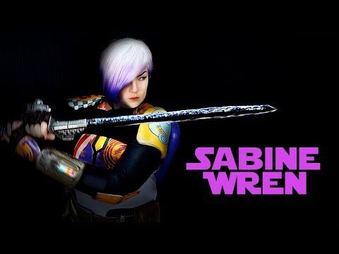 Sabine Wren | Cosplay | Star Wars Rebels