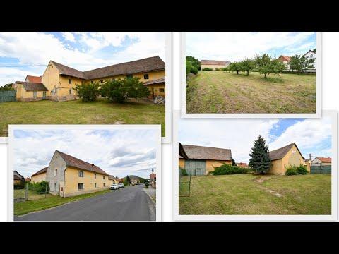 Video z << Prodej zemědělské usedlosti, 490 m2, Mnetěš >>