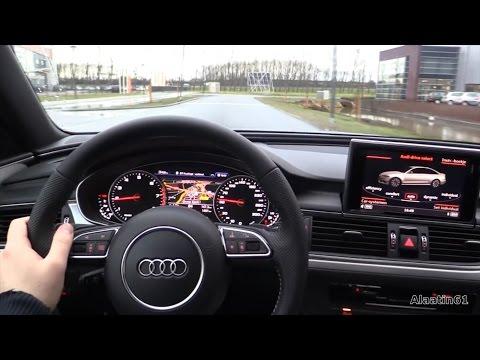 Audi A6 Test Drive