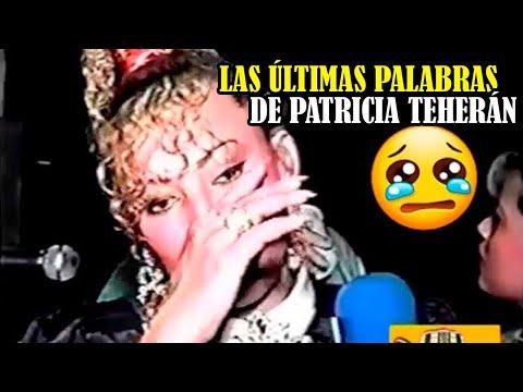 Las Últimas Palabras De Patricia Patricia Teherán