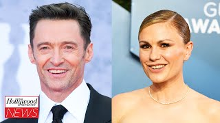 Anna Paquin Says Hugh Jackman Was Brutalized While Making the First 'X-Men' Movie I THR News