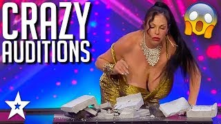 Crazy Acts Around The World! | Got Talent Global