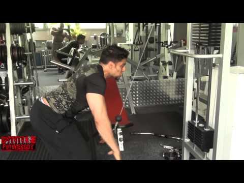 Jakie ćwiczenia na wzmocnienie mięśni w ramionach