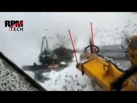 AF1 Cold Air Snow Blower