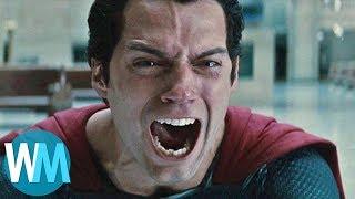 Top 10 Superhero Movie Plot Holes