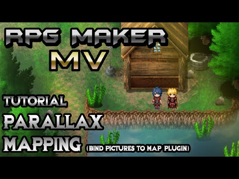 Download RPG Maker MV Tutorial: Parallax Mapping