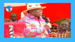 COTU Sec-gen Atwoli's full speech at the BBI rally in Narok
