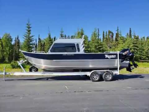 "2020 Raider Boats 2384 Coastal  ""Sold"" in Soldotna, Alaska - Video 1"