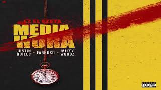 Media Hora (Audio) - Justin Quiles (Video)