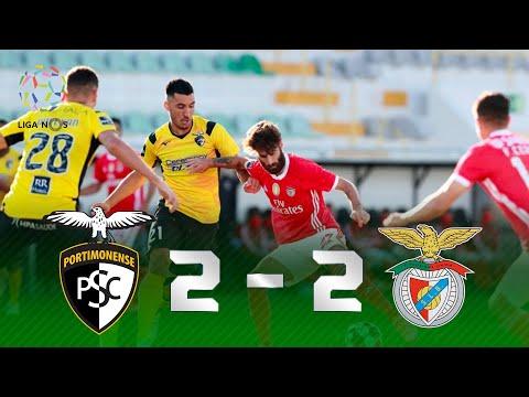 GOLAÇO BRASILEIRO! Veja os Melhores Momentos de Portimonense 2 X 2 Benfica pela Liga NOS