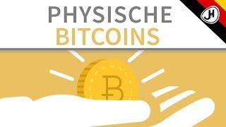 Wie kann man in einem physischen Bitcoin bar fuhren?
