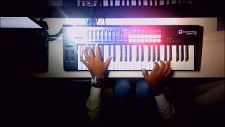 Laza Morgan - This Girl | Piano Cover / Tutorial | Step Up | Novation Launchkey