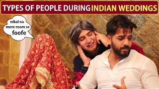 INDIANS and WEDDING || JaiPuru