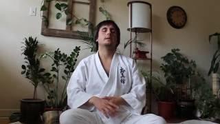 Auto-massage pour soulager les migraines. Amour Universel.