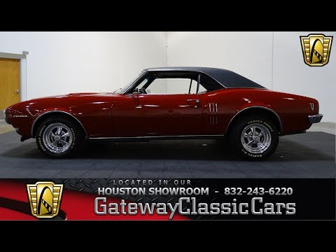 Video of '68 Firebird - LAZW
