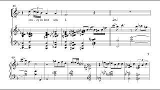 Jacob Collier & Jamie Cullum - Crazy She Calls Me (Transcription)
