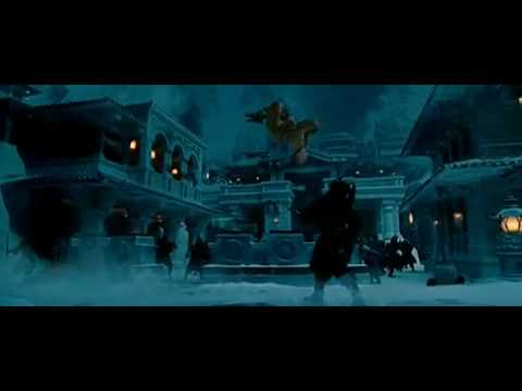 The Last Airbender The Last Airbender (Clip 'Aang Fighting')