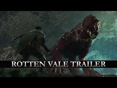 Monster Hunter: World - Rotten Vale Trailer thumbnail