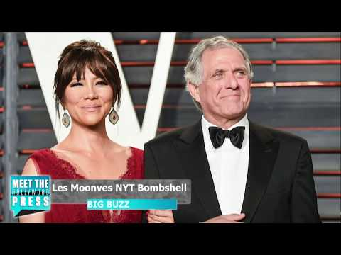 What Les Moonves NYT Bombshell Means for Julie Chen Moonves -- Meet The Hollywood Press