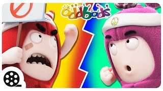 Oddbods Cartoon Funny Full Compilation | ELECTION FEVER | Oddbods For A Cause | Cartoon For Kids