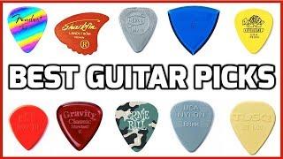 Best Guitar Picks - Top 10 Best Guitar Picks Of All Time