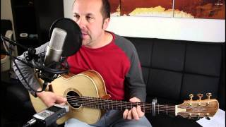 Zane Charron Plays 'Norwegian Wood' from The Beatles