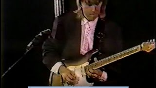 Eric Johnson - 1990 Bottom Line NYC - FULL SHOW - 88 minutes