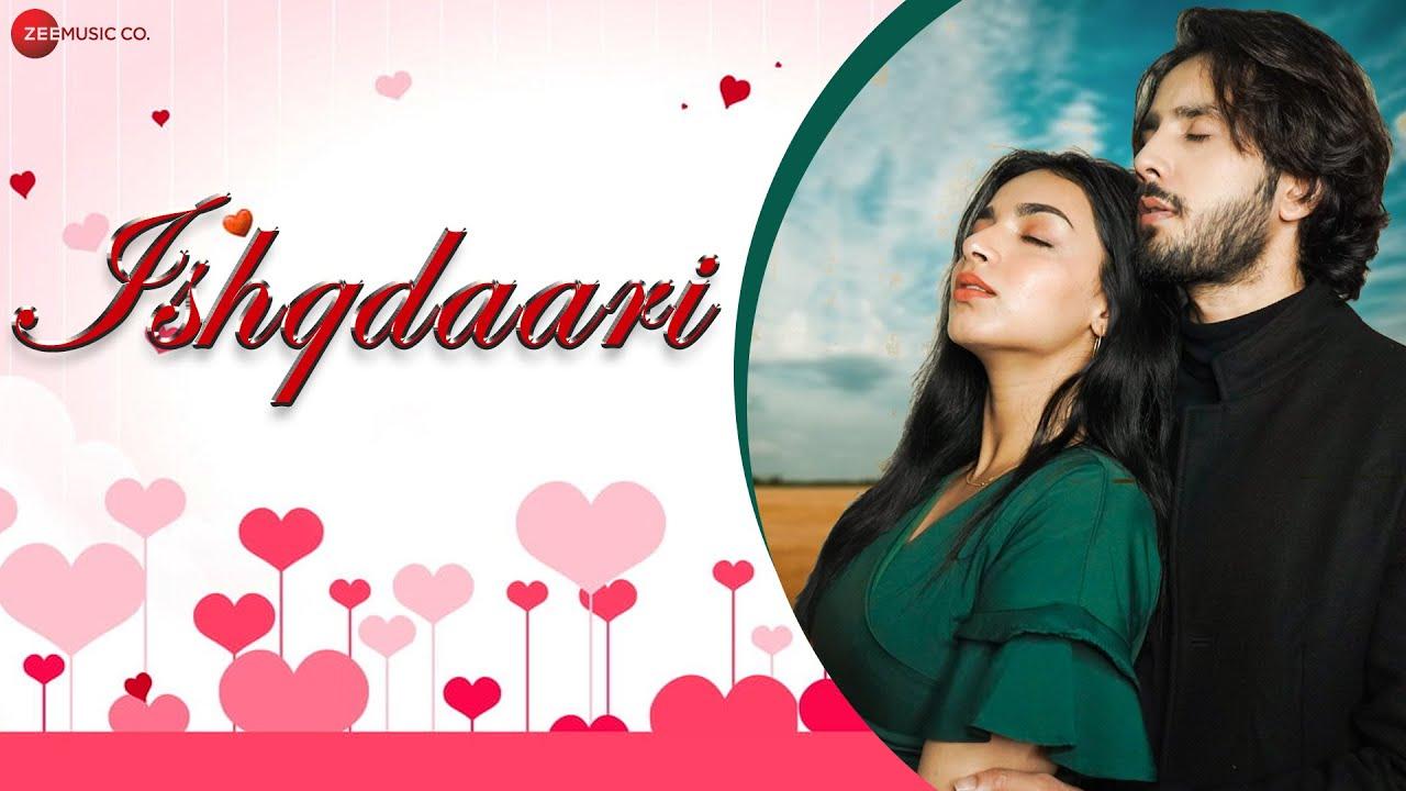 Ishqdaari -  Zaan Khan & Shivani Jha Full Song Lyrics | Yasser Desai | Rashid Khan | Lyricworld