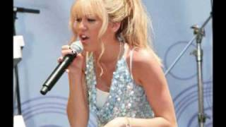 Miley Cyrus- Zip-A-Dee-Doo-Dah Lyrics