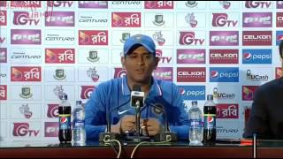 MSDhoni On Quitting Captaincy Watch The Real Truth Behind Him Leaving