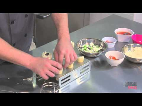 Cooking with PMQ: Pizza Cones