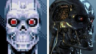 Terminator [Games] Evolution: (1991-2015)