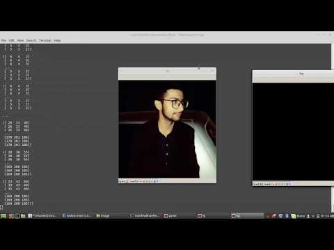 Opencv Create Mask