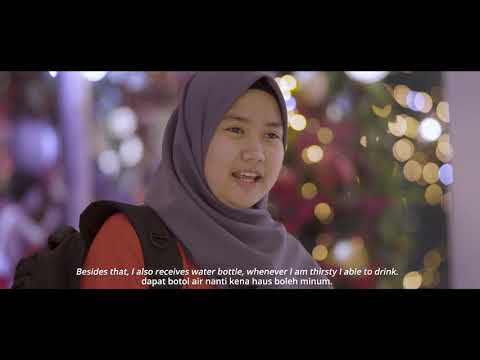 Sunway's Back-to-School Programme: Story of Laila