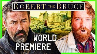 ROBERT THE BRUCE FILM First Review and Reaction...