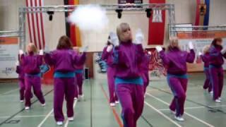 Freunde?!?! Wir haben gerockt! Streetdance Contest Delmenhorst 2010