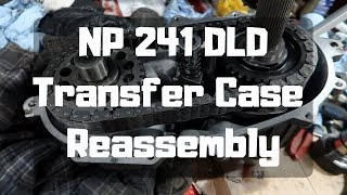 NP241 transfer case - Free video search site - Findclip Net