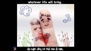 [Lyrics+Vietsub] Funny little world - Alexander Rybak [finger faces]
