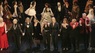 "The original cast of PHANTOM sings ""Masquerade"""