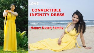 Convertible Infinity Dress Many Ways To Wear