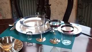 Тарелки качественные одноразовые многоразового использования фуршет банкет пикник 6шт 155мм пищевой пластик от компании CapitalForPeople - видео 3