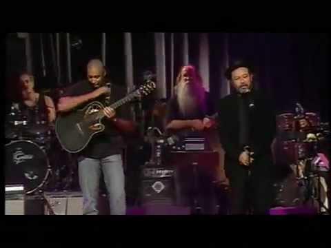 Ruben Blades con Bernie Williams   LIGIA ELENA