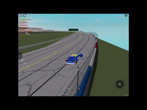 Atlanta race | Nascar damario series | Roblox (all credit and rights to nascar)