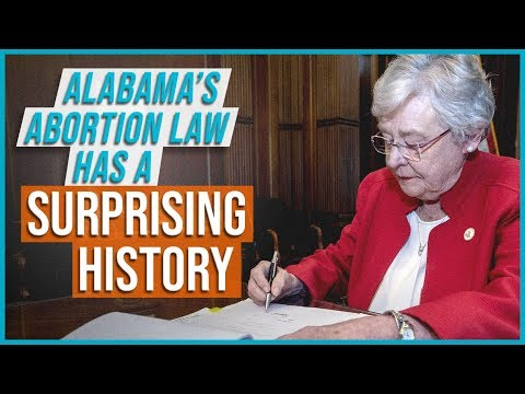 Alabama's Abortion Law has a Surprising History