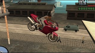 Starter Save - Part 57 - The Chain Game Mod-GTA San Andreas