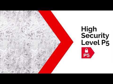 Video of the Rexel Momentum M515 Shredder