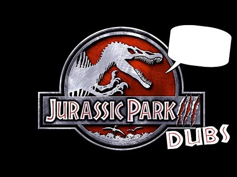 If Dinosaurs in Jurassic Park 3 Could Talk