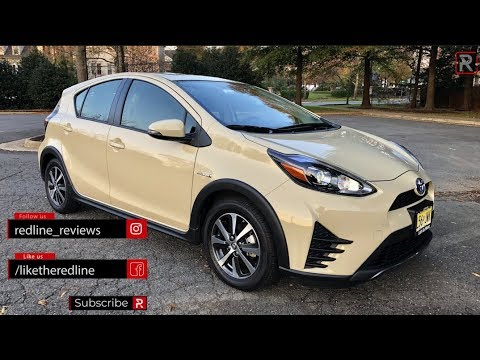 """2018 Toyota Prius C – Does """"C"""" Stand For Cheap or City?"""