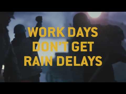 Carhartt Rain Defender: Work Days Don't Get Rain Delays