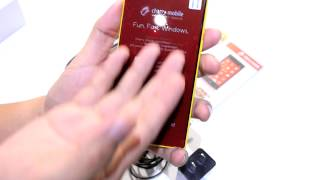 Cherry Mobile Alpha Neon Unboxing - PhP3,999 Windows 8.1 Smartphone